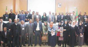 """تقرير عن الملتقى الدولي الأول الموسوم بـ """" أمن المعلومات في الفضاء الإلكتروني. الرهانات والتحديات في شمال إفريقيا"""""""